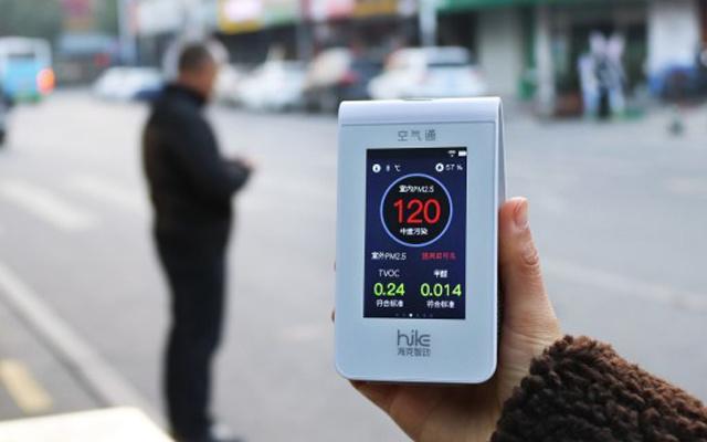 以小博大,看我如何靠它解决空气质量 — 海克智动环境检测仪套装体验   视频