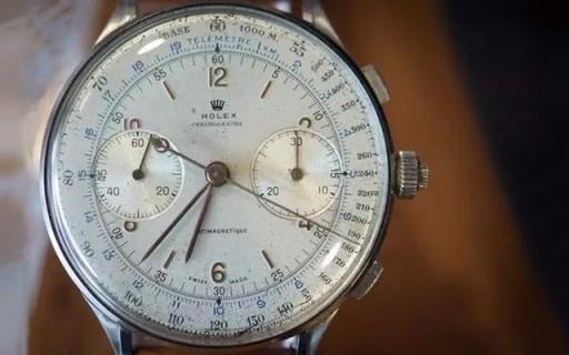 史上最贵劳力士并没有镀金镶钻,只是一块破钢表