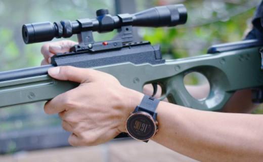 马拉松训练的好帮手,军拓铁腕5户外智能手表体验