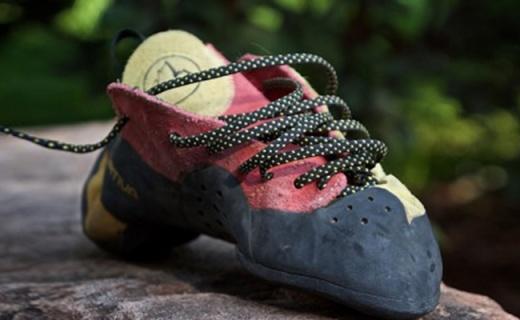 拉思珀蒂瓦Vibram攀岩鞋:纯牛皮透气面料,黄金剪裁攀登更省力