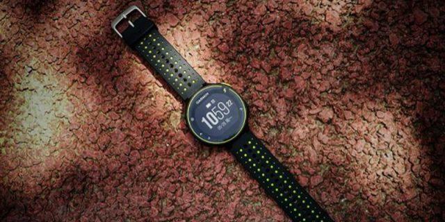 专业运动员都在用的智能手表,跑过的每一米都算数