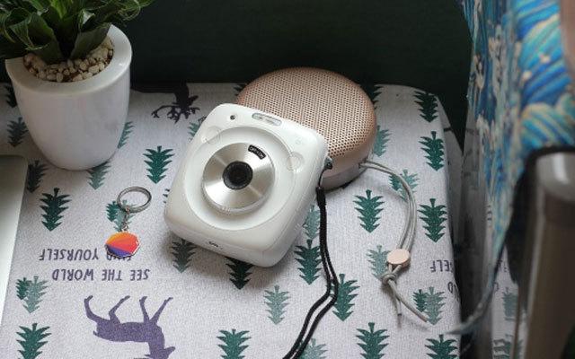 数码操控 立刻打印,留下音乐节每个精彩瞬间 — 富士数码相机打印机体验