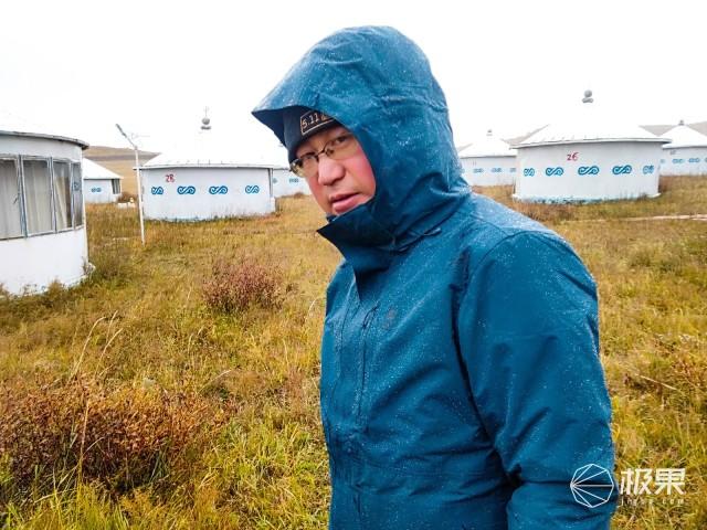 凯乐石gore-tex轻量三合一冲锋衣与我共同度过了四天三季