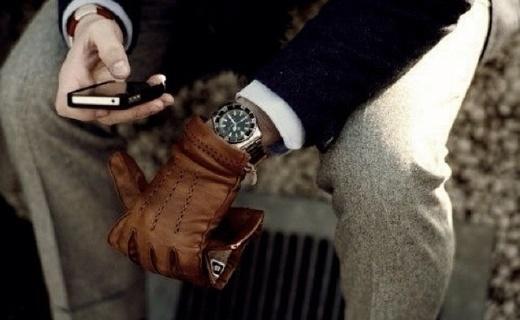 冬季凹造型,你还缺一双又帅又温暖的手套!