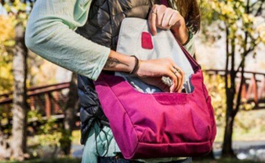Osprey单肩背包:小巧外观设计设计,大容量主仓,实用性强