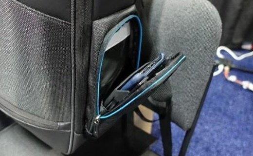 CES2019展會亮相:Targus發布無線充電背包,技術簡單價格扎心