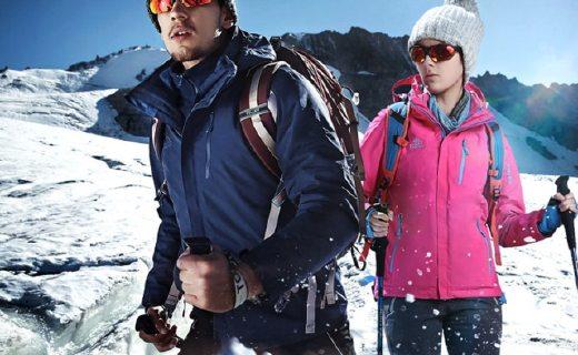 PELLIOT登山服:防风防水透气三重功能,摇粒绒保暖舒适
