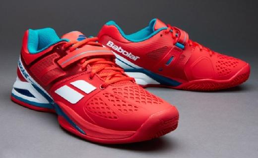百宝力PROPULSE BPM网球鞋:米其林橡胶大底,透气鞋面更舒适