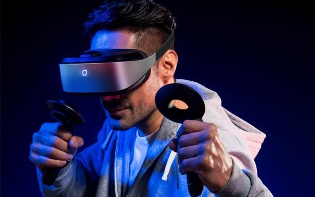 大朋VR头盔E3定位套装