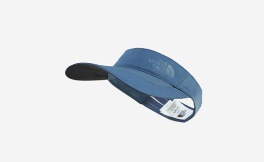 The North Face运动帽:出色速干功能,防晒遮阳时刻干爽