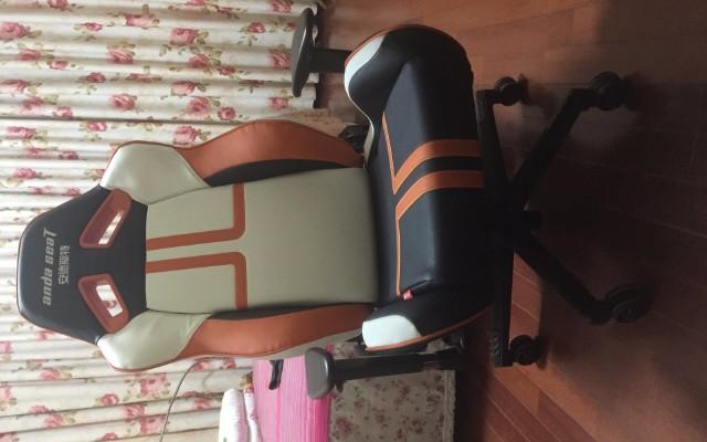 王者坐骑——安德斯特电竞椅体验