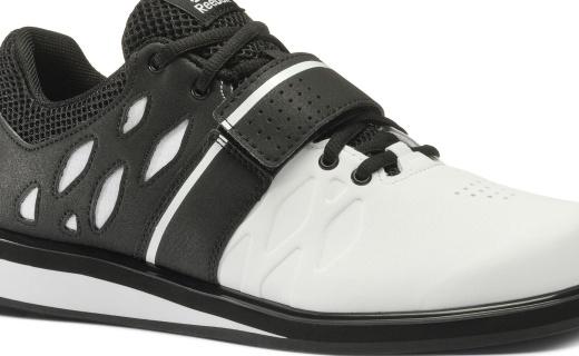 锐步Lifter PR健身鞋:提升深蹲力量,健身爱好者必备