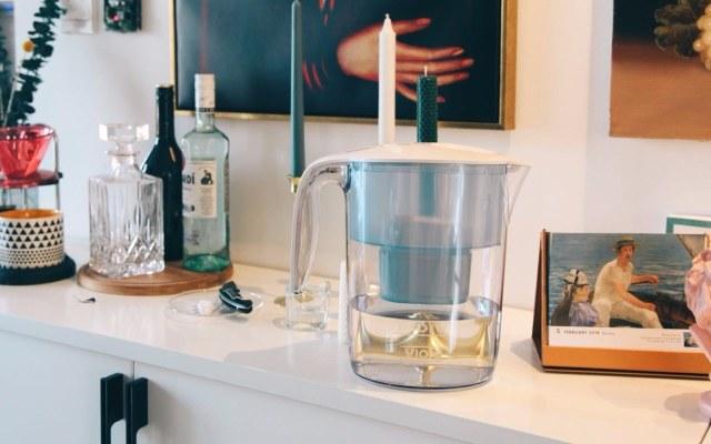颜值与实力共存,7重多效过滤让你喝上放心水 — 云米超能滤水壶L1标准版体验 | 视频