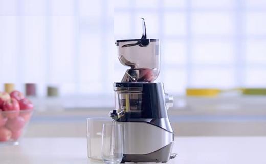 Thermos原汁机:低速慢磨无残渣,畅饮健康原汁