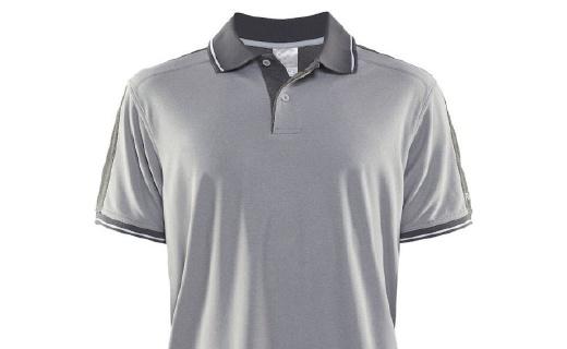 CRAFT运动POLO衫 :舒适面料透气排汗,经典POLO款百搭有型