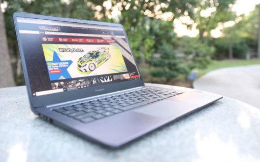 荣耀MagicBook深度体验,超高颜值轻薄易带