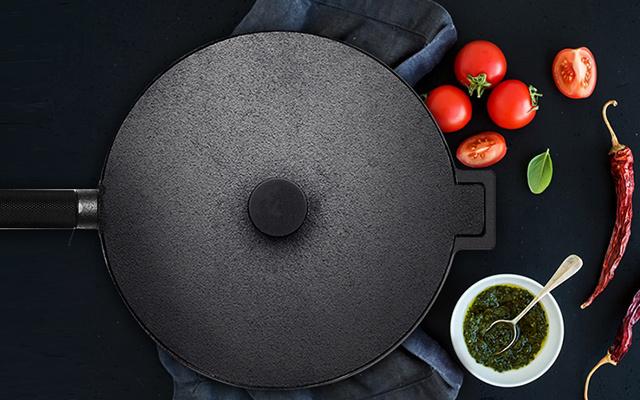 Velosan单柄32cm炒锅