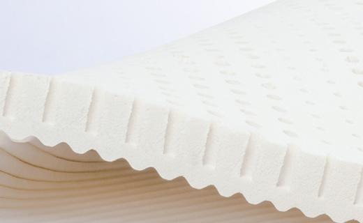 冬暖夏凉的双面乳胶床垫,一张能当两张睡