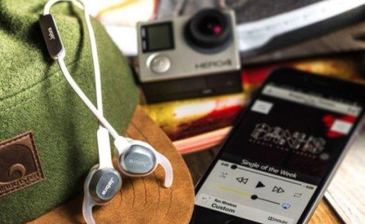 捷波朗 SPORT ROX蓝牙耳机:CES/红点双料大奖加持,隐藏式充电接口更加便携