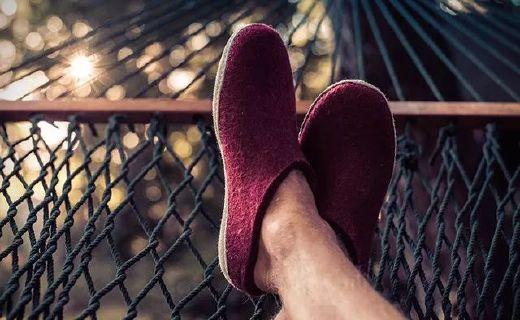 德国110年打造拖鞋界爱马仕!穿着舒服到哭,保暖不变形