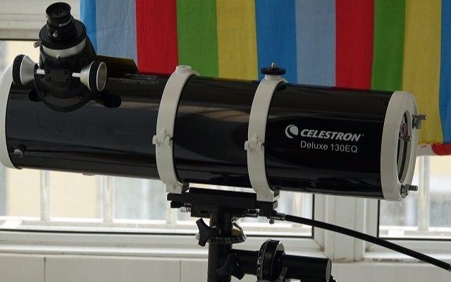 """星特朗Deluxe 130EQ天文望远镜体验,真是一只""""牛反"""""""