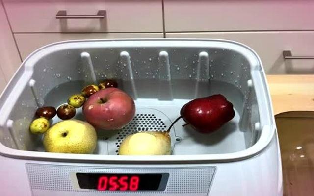 一个洗菜盆凭啥能卖900块? — 森谊离子雾母婴专用速净机体验 | 视频