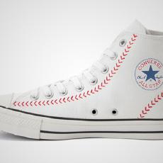 匡威(Converse) ALL STAR 100 BASEBALL HI/OX 纪念鞋款
