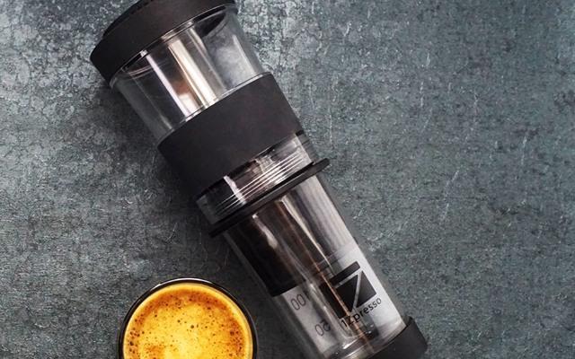 1Zpresso便携手压咖啡机