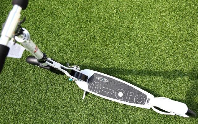便捷、有趣、动感——micro两轮滑板车体验