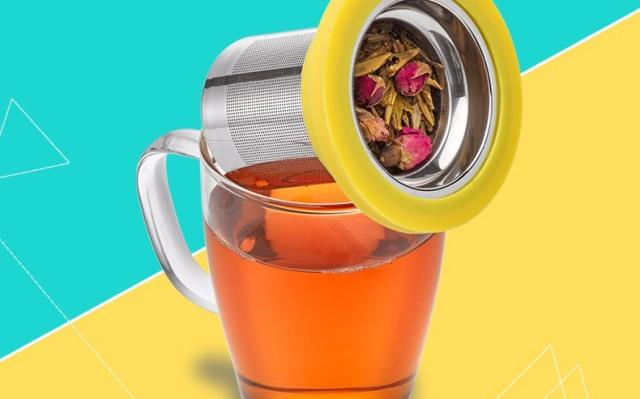丹麦PO咖啡茶水杯组合