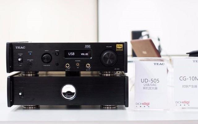 2018年TEAC体验会 带来最新旗舰级音响设备