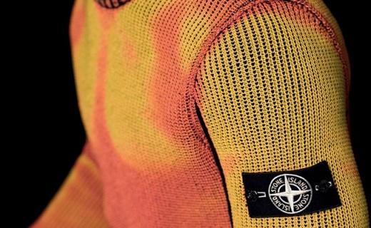 会随着温度变色的毛衣,最新御寒黑科技!