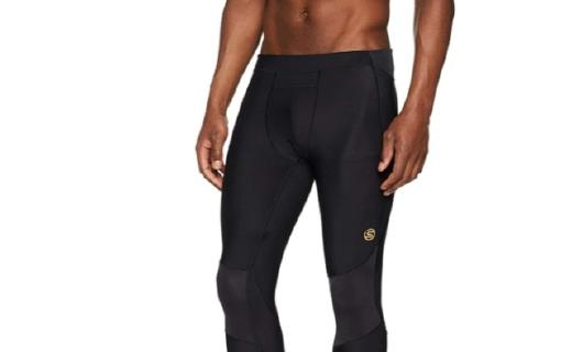 思金斯A400压缩裤:梯度减压跑步不酸痛,透气速?#27801;?#24378;排汗