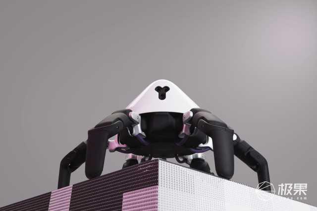 VincrossHEXA全地形可编程机器人