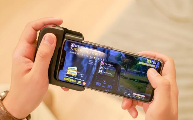 华为Mate 20 Pro专属游戏手柄来了,北通G1评测