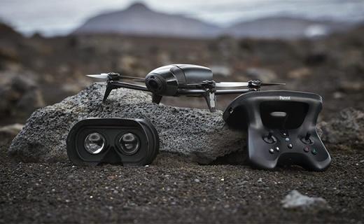 Parrot发布新款无人机,多种飞行模式随手拍大片