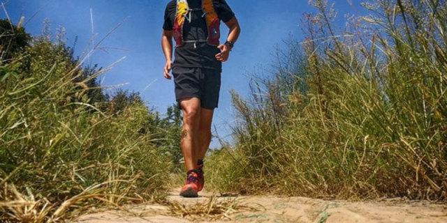耐磨透气防扭曲,吸湿排汗抗冲击,TheNorthFace 越野跑鞋体验