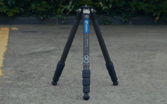 国产相机三脚架良心之作,徕图碳纤维三脚架 | 视频