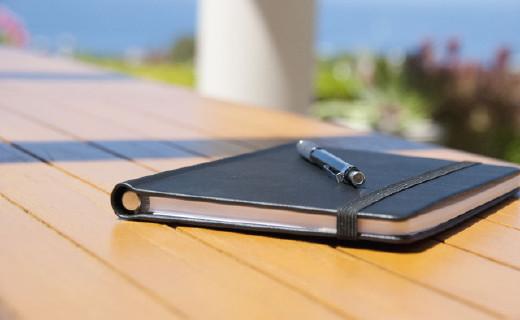 最有磁性的笔记本,享受任意撕扯的快感