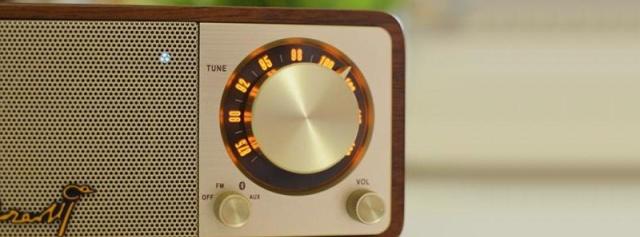 复古有腔调的蓝牙音箱,身材小巧音质出色 — 山进莫扎特蓝牙音箱评测   视频