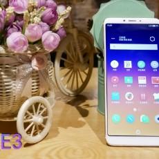 颜值高续航久的性能王者,青年良品又回来了 —  魅族 魅蓝E3 手机体验 | 视频