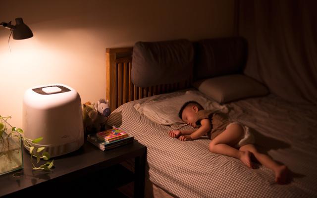 AIR VALLEY 婴儿方空气净化器