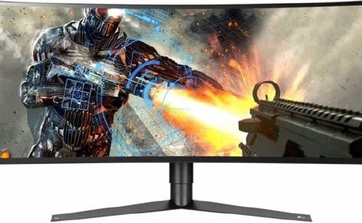 售价轻松到万,LG发布34GK950带鱼屏显示器