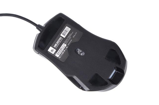 星极XM380PRO游戏鼠标评测,握持舒适灯效炫