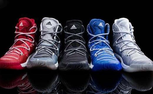 阿迪达斯Crazy Explosive篮球鞋:球袜般鞋面,非凡贴合更透气