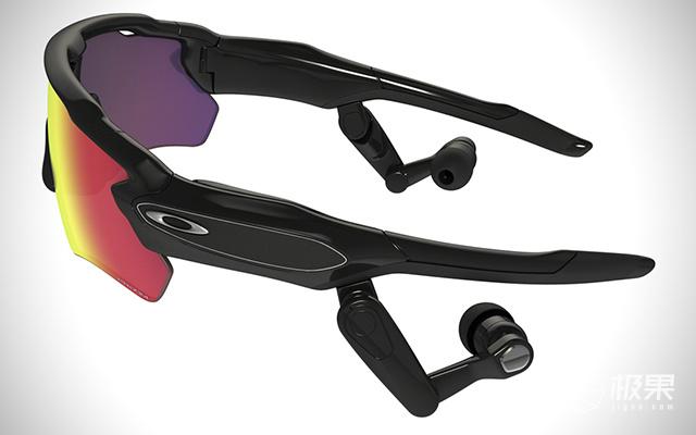 欧克利(Oakley)RadarPace智能运动眼镜