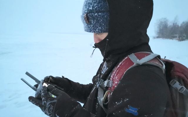 北極5小時極光拍攝、雪地摩托極速狂飆,實戰測試-196 °C抗寒單衣 | 體驗