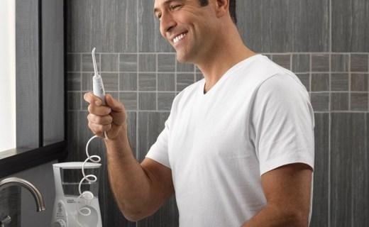 洁碧 WP-660UK冲牙器:全新脉冲调制技术,2周改善牙龈健康