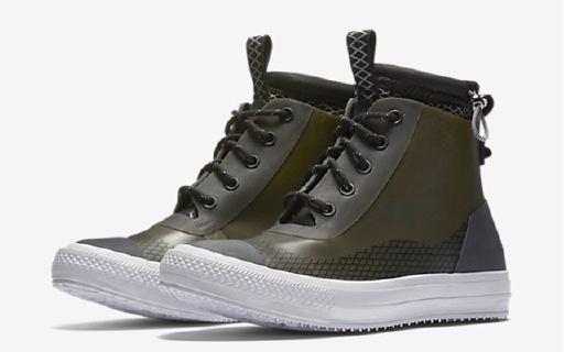 防水性超强匡威Chuck II,刷鞋超容易颜值依然高