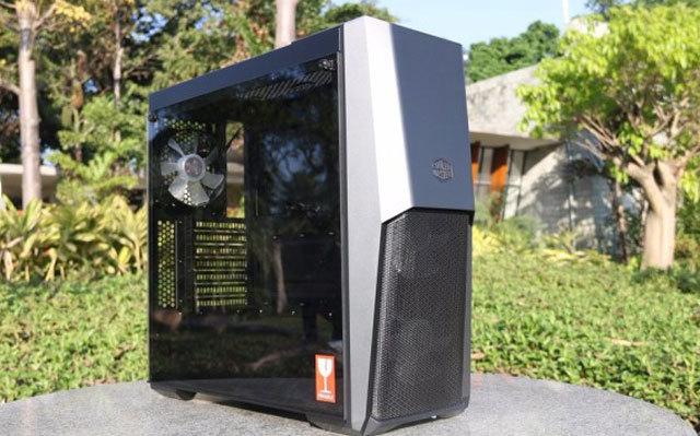 """机箱当中的""""超跑"""",超强散热就像住进空调室 — 酷冷至尊Master Box MB500毁灭者Ⅲ体验"""